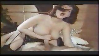 Vintage british lingerie wife