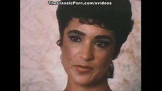 Juliet Anderson, John Leslie, Richard Pacheco in classic xxx clip