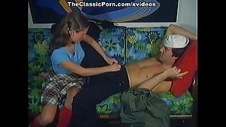 Jesse Adams in vintage porn video