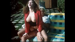 Italian vintage porn: Super Ramba outdoor slammed