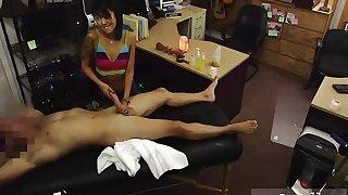 Retro blowjob under table and public hot tub xxx Me enjoy