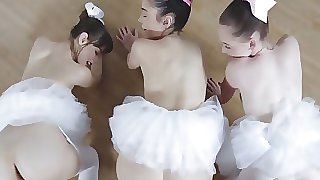 Vintage german teen anal Ballerinas