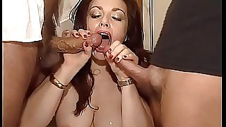 Filth doctor reanimates her patient with a blowjob