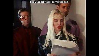 Cicciolina, Baby Pozzi, Gabriella Mirelba in classic fuck video