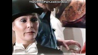 Darby Lloyd Rains, Levi Richards, Mary Stuart in vintage fuck scene