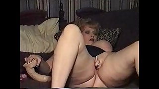 Vintage VHS BBW wife