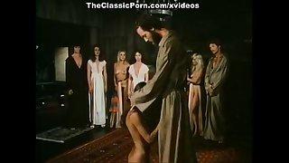 Michelle Bauer, Anna Ventura, Victoria Knoll in classic porn site