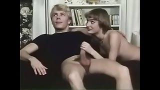 Mother Fucker Danish Vintage Threesome