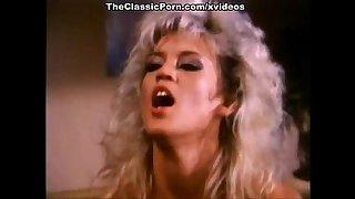 Amber Lynn, Nina Hartley, Buck Adams in vintage fuck movie