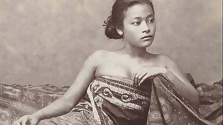 Women Of The World, Vintage Beauty#1