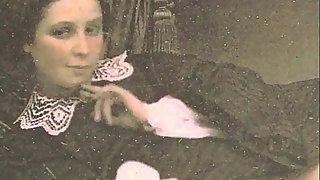Taboo Vintage Films Presents 'A Night In A Moorish Harem #3 The Grecian Lady