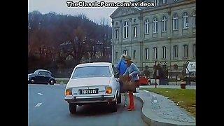 Autostoppeuses blowjob