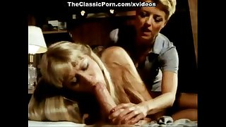 Aunt Pegs John Holmes, Richard Kennedy, Sharon York in vintage porn scene