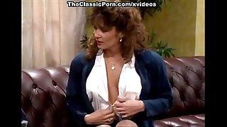 Bionca, Nikki Dial, Steve Drake in 80s porn girls finger each other's shaved pus