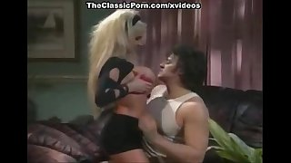 Jerry Butler, Taylor Wane in slutty chick sucks cock in classic xxx movie