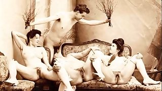 Taboo Vintage Presents 'Vintage Bondage & Whipping'