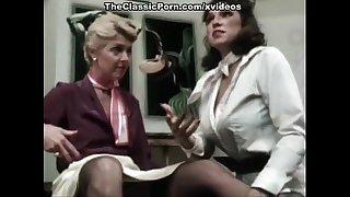 Juliet Anderson, Lisa De Leeuw, Little Oral Annie in classic porn movie