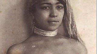 Taboo Vintage Films Presents 'A Night In A Moorish Harem #5 'The Italian Lady's Story' (Part 2)