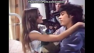 Angel West, Jimmy Starr in hot blowjob from the golden age of porn